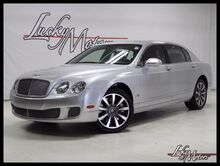 2012_Bentley_Continental Flying Spur_Series 51 Pkg Picnic Tables Rear View Cam_ Villa Park IL