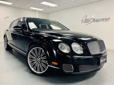 2012 Bentley Continental Flying Spur Speed Dallas TX