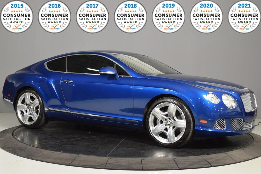 2012_Bentley_Continental GT__ Glendale Heights IL