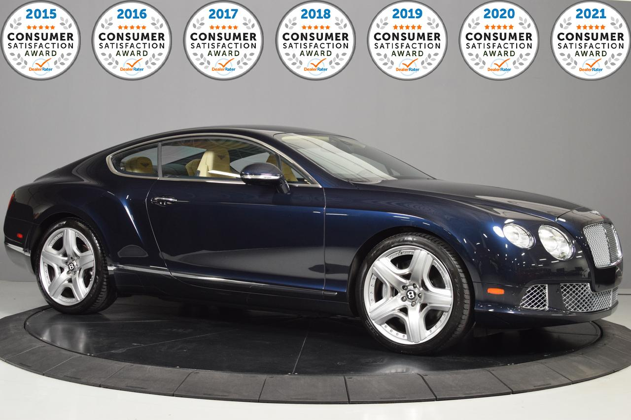 2012 Bentley Continental GT  Glendale Heights IL