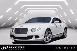 Bentley Gt Coupe V12 2012