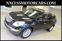 Buick Enclave LEATHER XENON 3-ZONE A/C. 2012