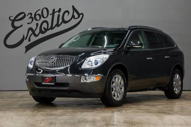 2012_Buick_Enclave_Leather_ Austin TX