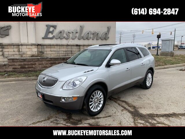 2012 Buick Enclave Leather Columbus OH