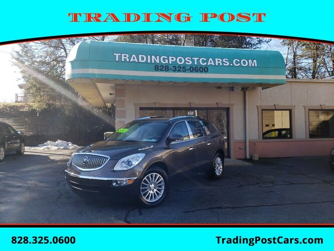 2012_Buick_Enclave_Leather_ Conover NC