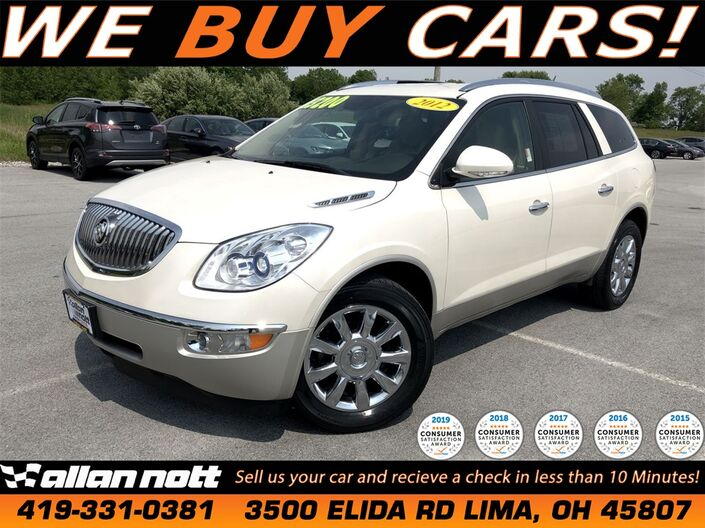 2012 Buick Enclave Leather Group Lima OH