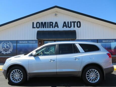 2012 Buick Enclave Leather Lomira WI