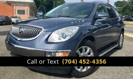 2012_Buick_Enclave_Premium FWD_ Charlotte and Monroe NC