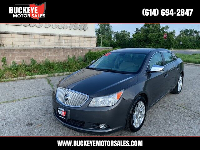 2012 Buick LaCrosse Leather Columbus OH
