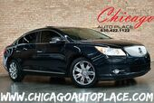 2012 Buick LaCrosse Premium 1 - 3.6L SIDI V6 VVT ENGINE FRONT WHEEL DRIVE GRAY LEATHER HEATED SEATS PANO ROOF PARKING SENSORS WOOD GRAIN INTERIOR TRIM BLUETOOTH