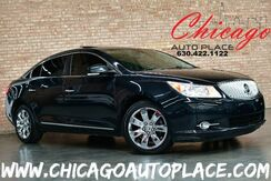 2012_Buick_LaCrosse_Premium 1 - 3.6L SIDI V6 VVT ENGINE FRONT WHEEL DRIVE GRAY LEATHER HEATED SEATS PANO ROOF PARKING SENSORS WOOD GRAIN INTERIOR TRIM BLUETOOTH_ Bensenville IL