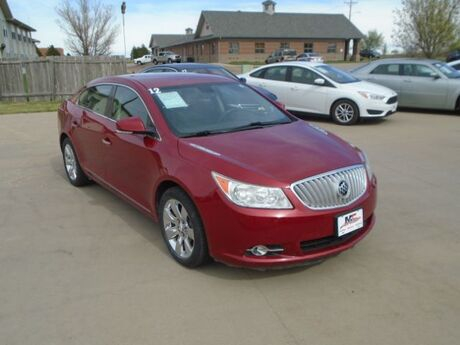 2012 Buick LaCrosse Premium Package 1, w/Leather Colby KS