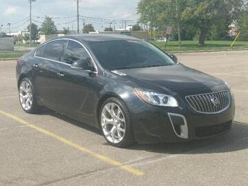 2012 Buick Regal 4dr Sdn GS Michigan MI