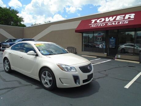 2012 Buick Regal GS Schenectady NY