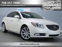 2012_Buick_Regal Turbo Premium 3_Leather Roof Nav Loaded_ Hickory Hills IL