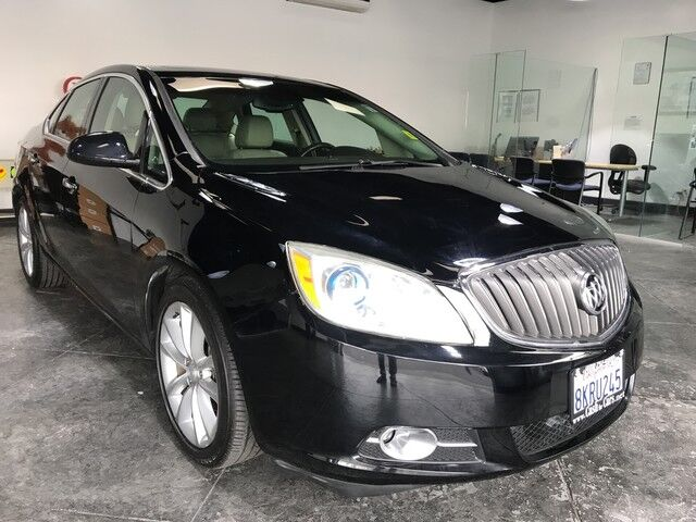 2012_Buick_Verano_Convenience Group_ San Jose CA