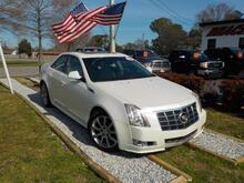 2012_CADILLAC_CTS4_3.0L,WARRANTY, LEATHER, BACKUP CAM, HEATED/COOLED SEATS, SUNROOF, PARKING SENSORS, ONSTAR,LOW MILES!_ Norfolk VA