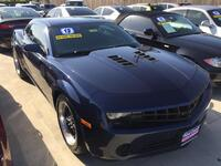 CHEVROLET CAMARO 2 DOOR COUPE 2012