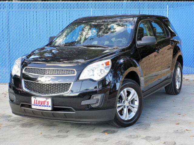 2012 CHEVROLET EQUINOX  Hot Springs AR