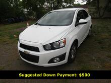 2012_CHEVROLET_SONIC LT__ Bay City MI