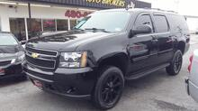 2012_CHEVROLET_SUBURBAN_LT 4X4, AUTOCHECK CERTIFIED, 3RD ROW, NAV, SUNROOF, HEATED LEATHER, BLACK ON BLACK, ONLY 67K MILES!_ Norfolk VA