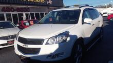 2012_CHEVROLET_TRAVERSE_LT AWD, CARFAX CERTIFIED, 3RD ROW, HEATED & COOLED SEATS, REMOTE START, BACK UP CAMERA, VERY CLEAN!_ Norfolk VA