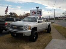 2012_CHEVY_SILVERADO_LTZ 4X4 , BUY BACK GUARANTEE AND WARRANTY, CD PLAYER, BED LINER, REMOTE START, LIFTED,AWESOME TRUCK!_ Virginia Beach VA