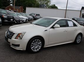 Cadillac CTS 3.0L Luxury 2012