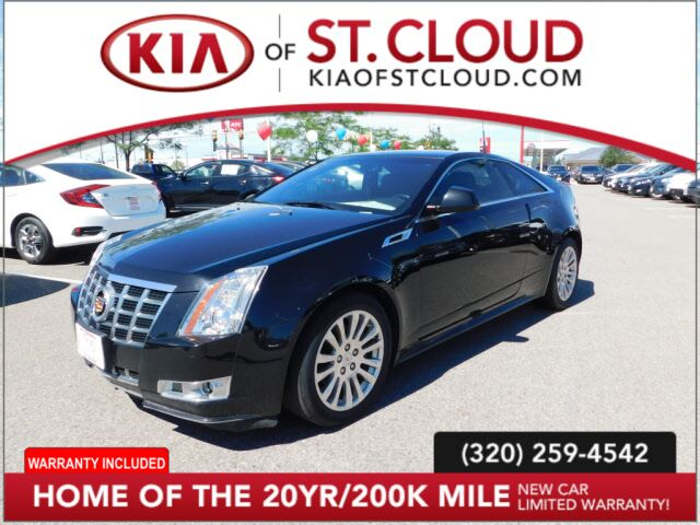 2012 Cadillac CTS 3.6L Performance St. Cloud MN