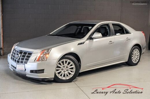 2012 Cadillac CTS AWD 4dr Sedan Chicago IL