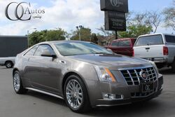 Cadillac CTS COUPE PREMIUM LOADED CA CAR LOW MILES 2012