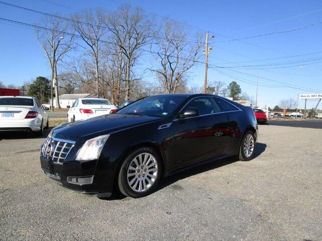2012 Cadillac CTS Coupe AWD  Richmond VA