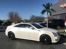 2012_Cadillac_CTS Coupe_Performance 1 Owner_ Evansville IN