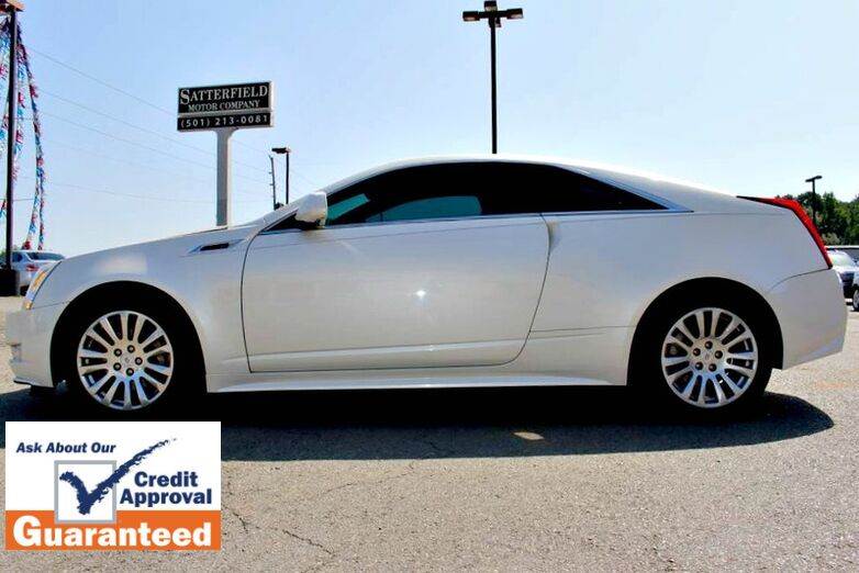 2012 Cadillac CTS Coupe Premium Bryant AR