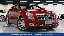 Cadillac CTS Coupe Premium 2012