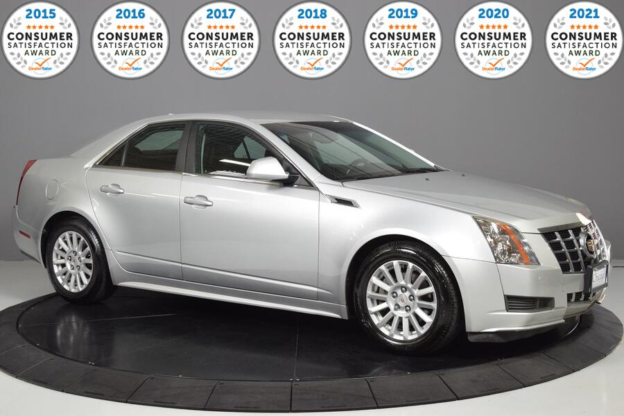 2012_Cadillac_CTS Sedan__ Glendale Heights IL