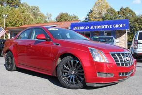 Cadillac CTS Sedan Luxury 2012