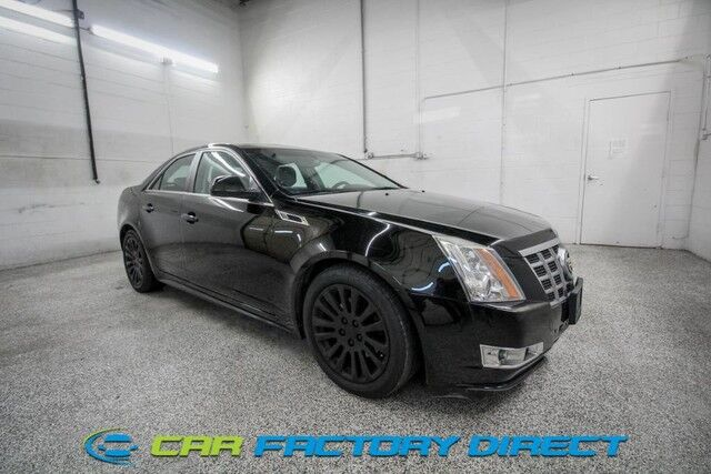 2012 Cadillac CTS Sedan Performance AWD 4x4 Milford CT
