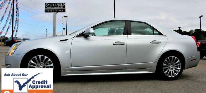 2012 Cadillac CTS Sedan Performance Bryant AR