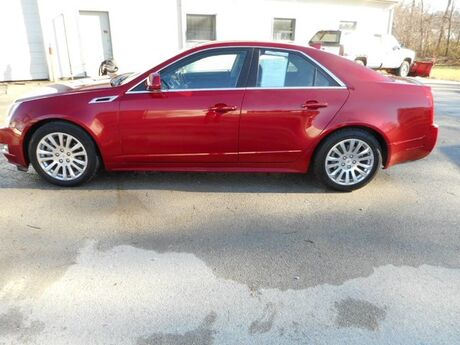 2012 Cadillac CTS Sedan Performance Glenwood IA