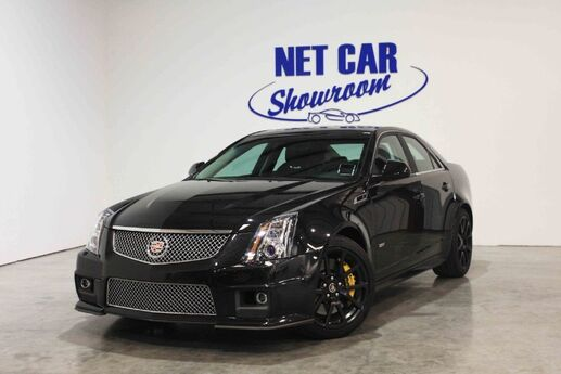 2012 Cadillac CTS-V Sedan  Houston TX