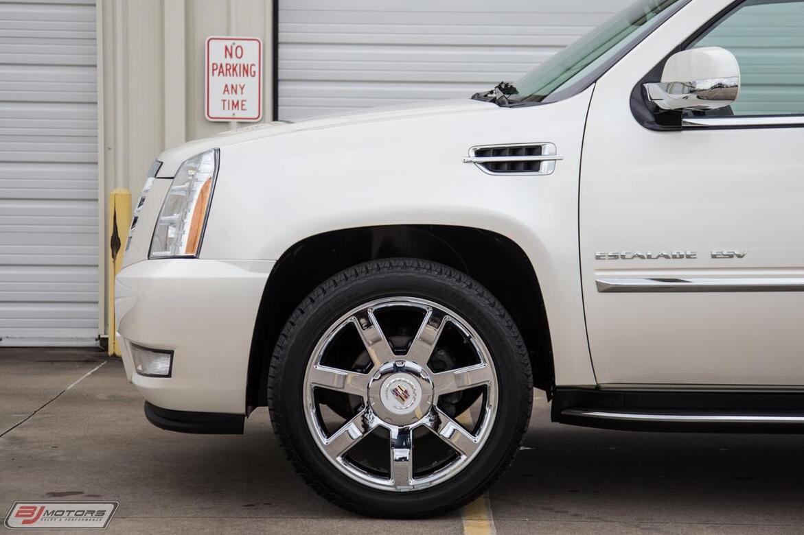 2012 Cadillac Escalade ESV Luxury Tomball TX