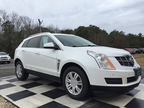 2012 Cadillac SRX 4d SUV FWD Luxury Outer Banks NC