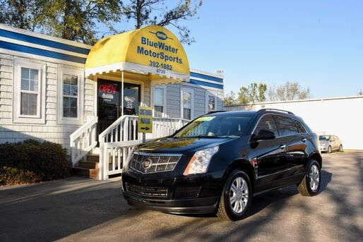 2012_Cadillac_SRX_Base_ Wilmington NC
