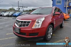 2012_Cadillac_SRX_Luxury Collection / AWD / Heated Leather Seats & Steering Wheel / Panoramic Sunroof / Bose Speakers / Auto Start / Bluetooth / Back Up Camera / Cruise Control / Keyless Entry & Start / 24 MPG_ Anchorage AK