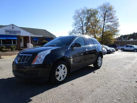 2012 Cadillac SRX Luxury Collection AWD Richmond VA