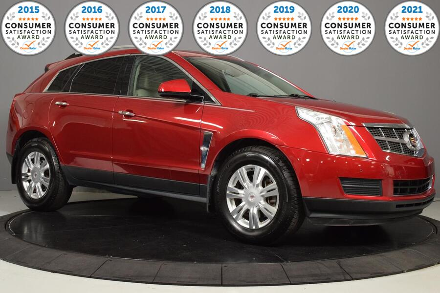 2012_Cadillac_SRX_Luxury Collection_ Glendale Heights IL