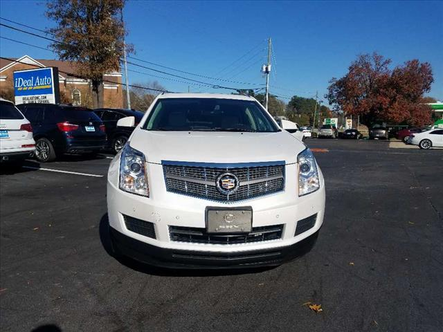 2012 Cadillac SRX Luxury Collection Raleigh NC
