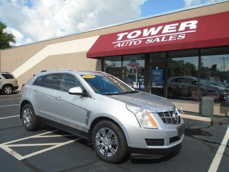 2012 Cadillac SRX Luxury Collection Schenectady NY