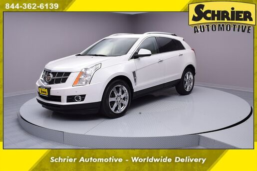 2012_Cadillac_SRX_Performance Collection 20 In Wheels, Panoramic Roof_ Omaha NE
